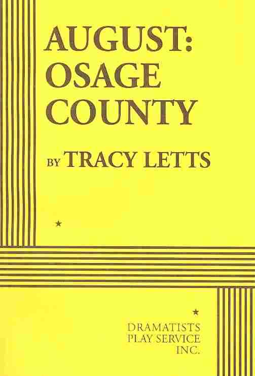 August By Letts, Tracy